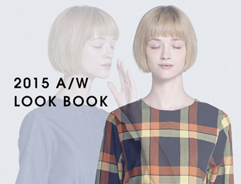 2015 A/W LOOK BOOK