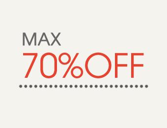 KOE MAX70%OFF